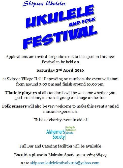 skipsea festival